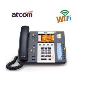 Dien thoai ip wifi Atcom A68wac